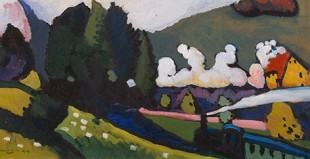 39 - ex_Kandinsky_Landscape-near-Murnau-with-Locomotive_490