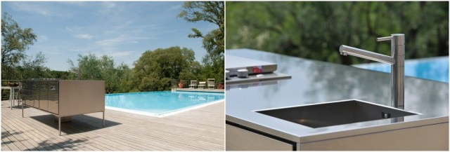 arclinea cucina outdoor